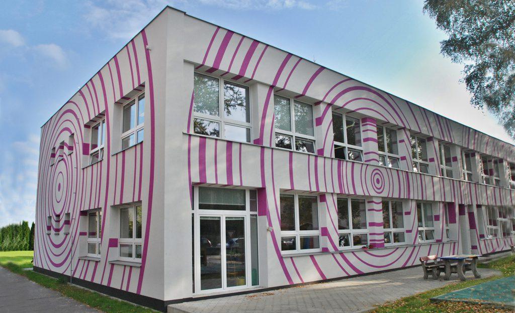 Budova mateřské školy Zachariášova