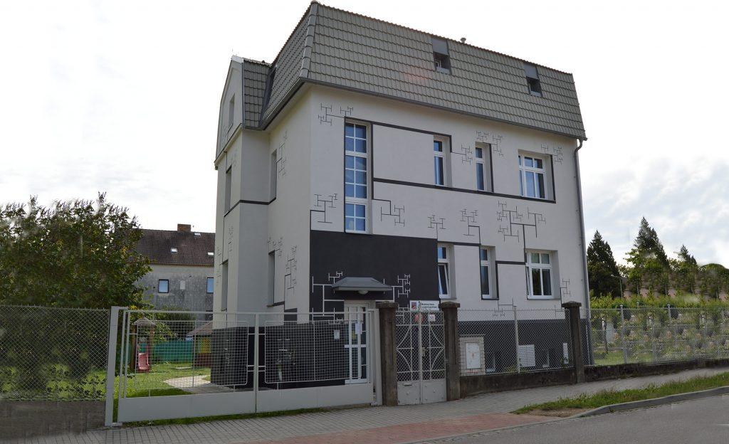 Budova mateřské školy U Trojice
